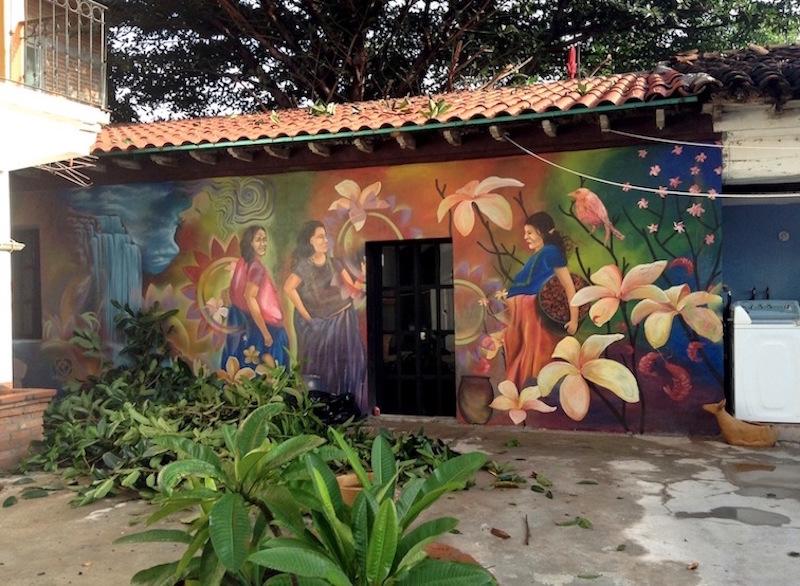 Juchitan-Mural