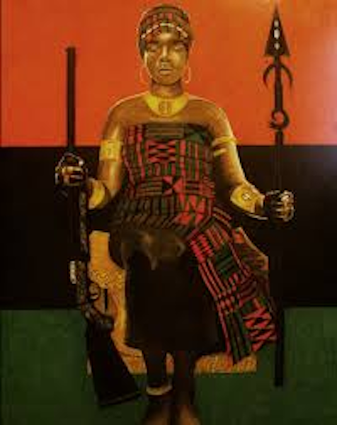 The Anarchical Organisation of African Queen Realms