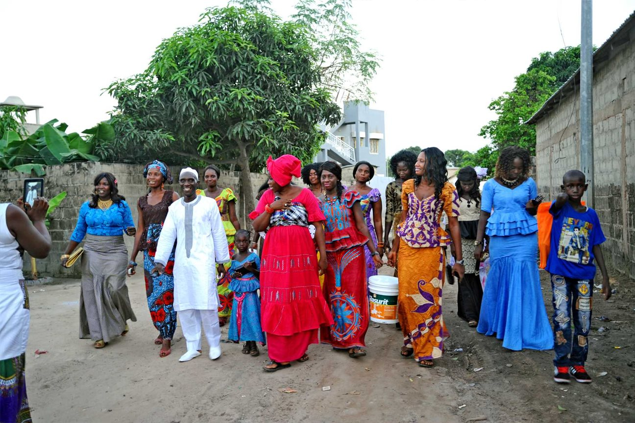 West Africa – Matriarchies of Today & the Past