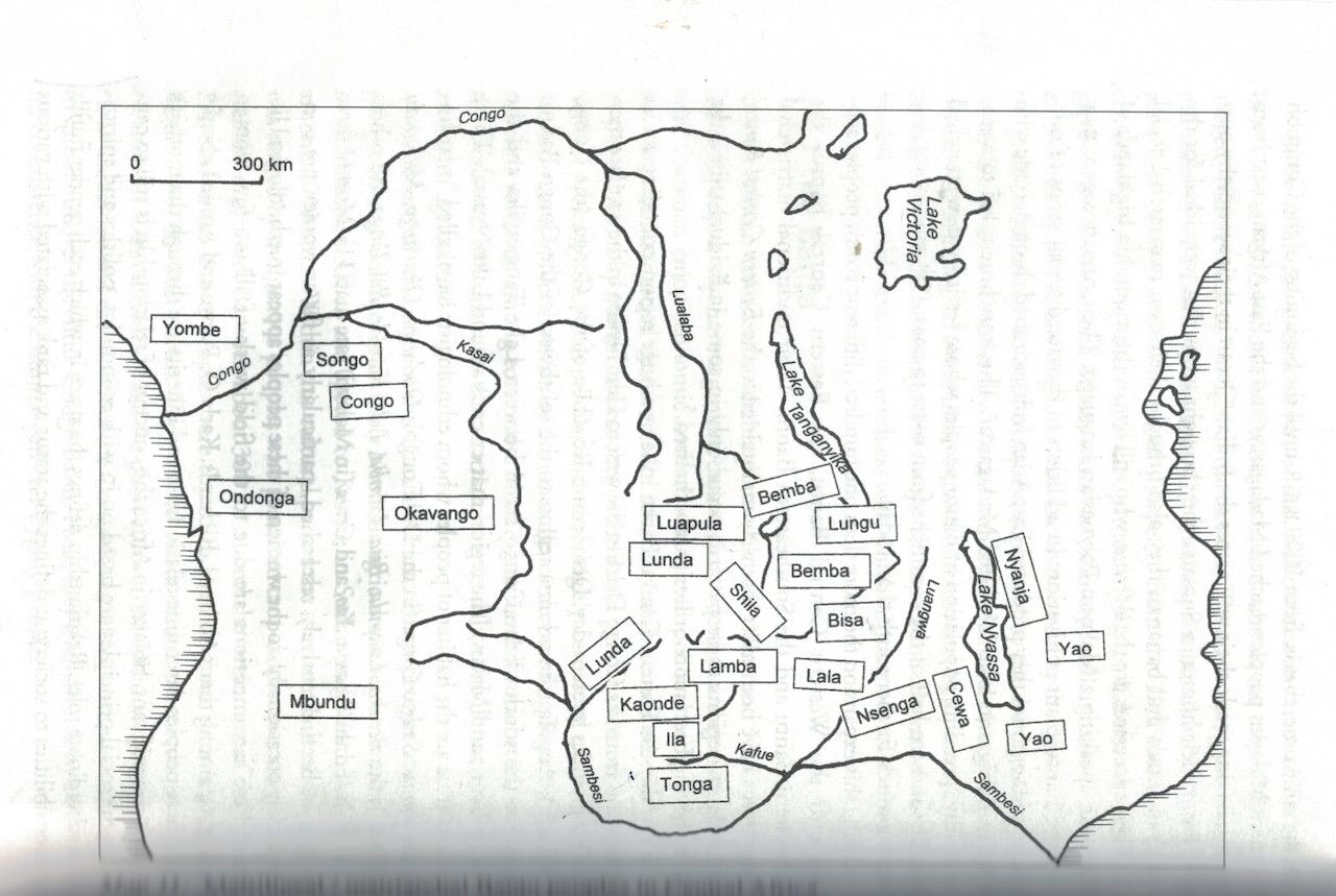 karta centralafrika 1