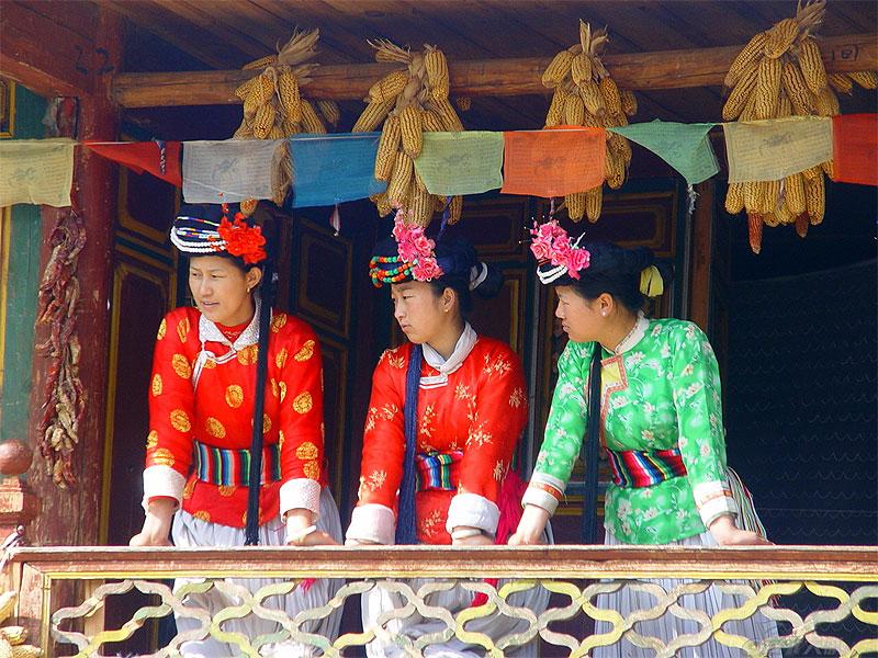 Mosuo-Women-