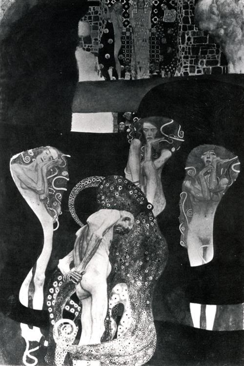 Klimt-Jurisprudence1907